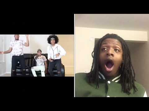 Armon and Trey For Everybody ft Lil Perfect REACTION