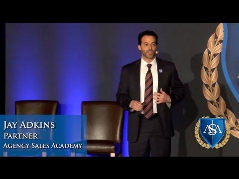Agency Sales Academy - Jay Adkins presentation highlights