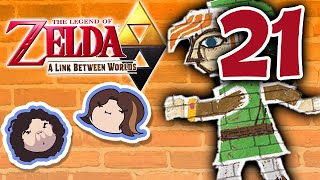 Zelda A Link Between Worlds: Sheerow to Hero - PART 21 - Game Grumps