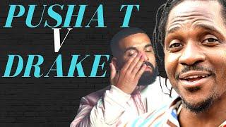 Pusha T v Drake: The Whole Beef