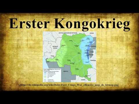 Erster Kongokrieg
