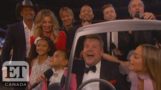 Beyonce's Daughter Blue Ivy Steals The Spotlight At The Grammys