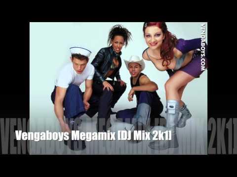 Vengaboys Megamix [DJ Mix 2k1]
