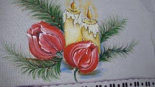Roberto Ferreira – Aprenda a Desenhar e Pintar Motivo Natalino