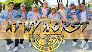 AT MY WORST by: Pink Sweat$ (DJ Reynalds M)|SOUTHVIBES|