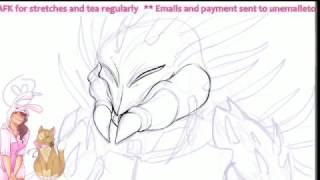 Dust Mite [ Speedpaint ]
