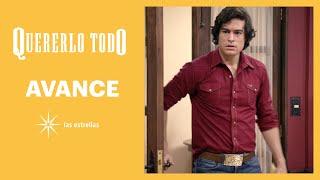 AVANCE: Mateo encontrará a Sandy besando a Leonel | Esta semana | Quererlo todo | Las Estrellas