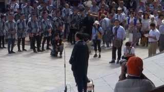 平成27年 成田祇園祭 成田山新勝寺 実行委員長 挨拶 2015.7.10 Narita Gion Matsuri
