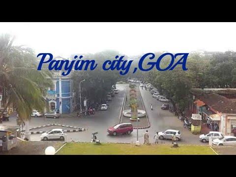 Panjim city ,Goa ( best city Panjim) Beauty of Panjim capture in camera