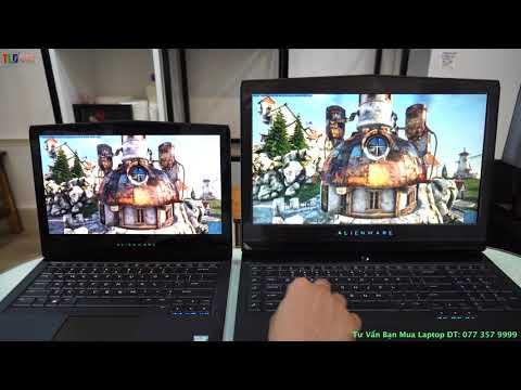 Laptop Dell Alienware Thú Chơi Đốt Tiền Của Dân Chơi Đồ Hoạ Nghiện Games