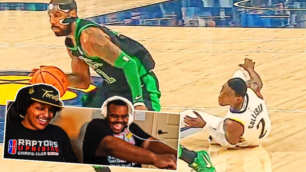 Reacting to the Wildest Anklebreakers in NBA History