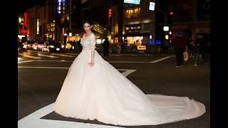 Свадебные платья Strekkoza 2019