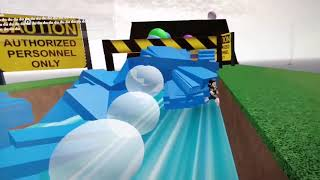 Blocking Exit Of Roblox sliding down 999,999,999 feet