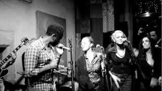 "Green Shop: ""Kanjanveu!"" live at Zone Art (Besançon, fev 13)"