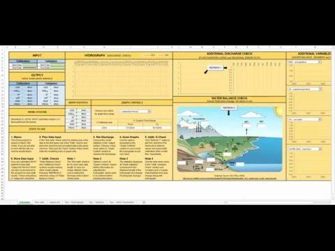SWAT Calibration Helper v1.0 Video Tutorial