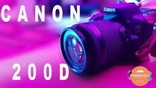 La miglior fotocamera per foto e video in viaggio !!!!! Canon 200 D