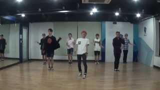 BTOB 'Thriller' Mirrored Dance Practice