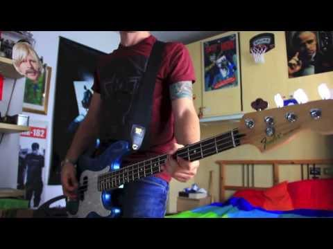 New Found Glory - My Friends Over You BASS COVER