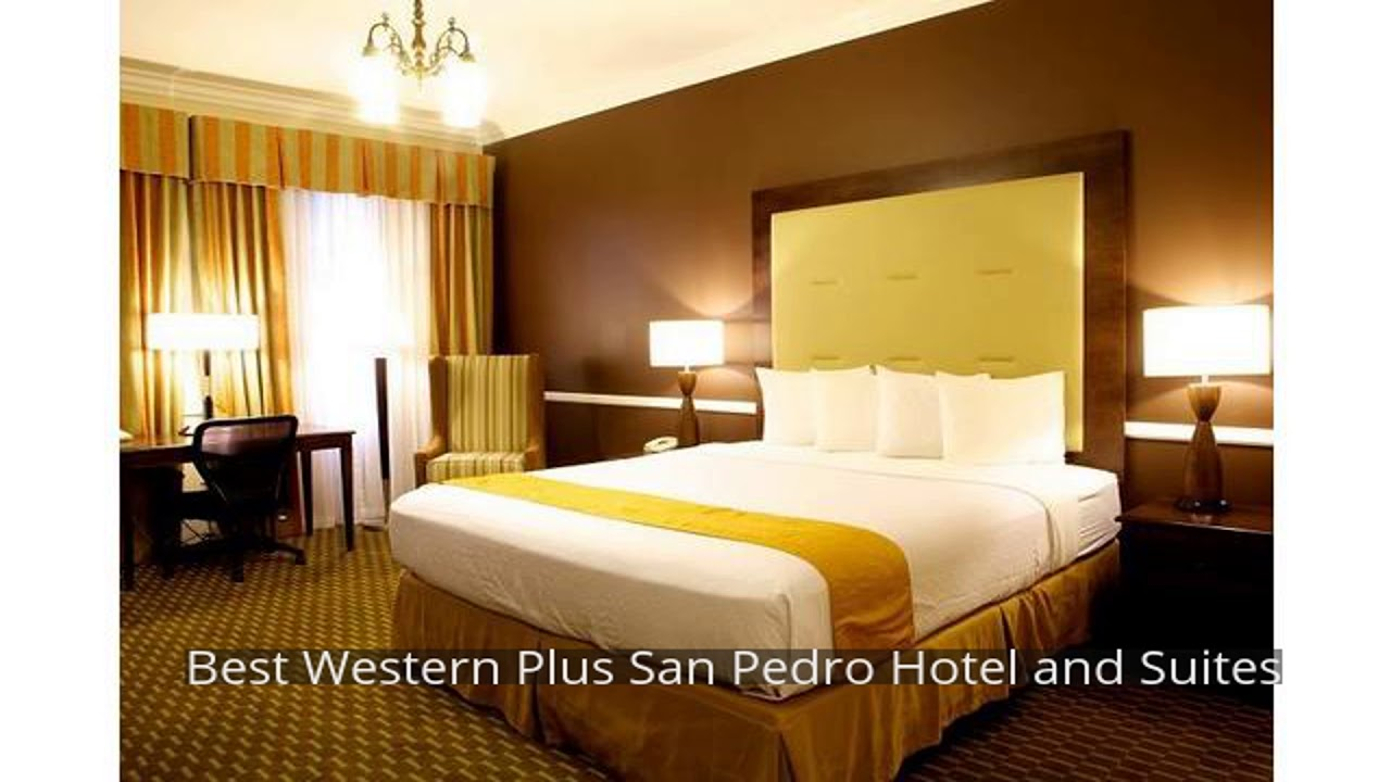 Best Western Plus San Pedro Hotel And Suites San Pedro