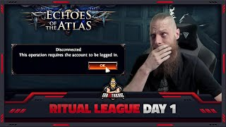 Фото [PATH OF EXILE] – 3.13 – RITUAL LEAGUE – SST BLEED GLADIATOR – LEAGUE/BUILD DIARY – DAY 1