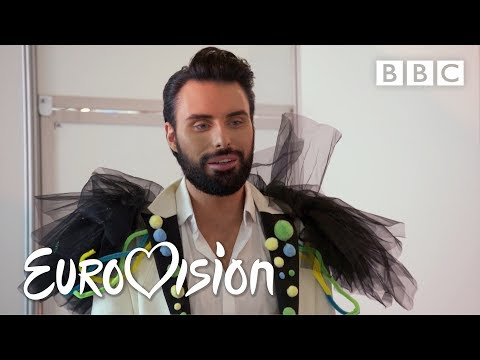 Throwback to 2018's Rylan the Intern | Eurovision - BBC