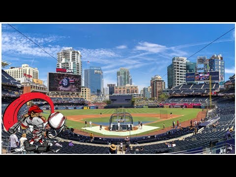 While chicago's baseball teams are among those getting hit by bad weather, the san diego padres rem