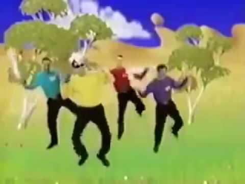 The Wiggles - Tie Me Kangaroo Down Sport (feat. Rolf Harris)