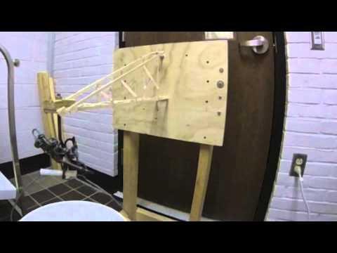 science olympiad 2014 boomilever testing youtube. Black Bedroom Furniture Sets. Home Design Ideas