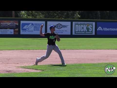 Jacob Hughes - PEC - 3B - Rocky Mountain HS (ID) - June 13, 2018