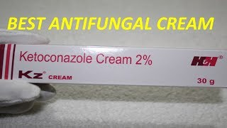 Kz  CREAM  Review in Hindi | Ketoconazole |Best Cream for  Fungal Infections