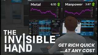 The Invisible Hand - OUT NOW on Steam, GOG, and Humble