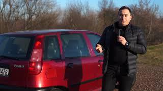 Детальный обзор Fiat Punto 1 поколения