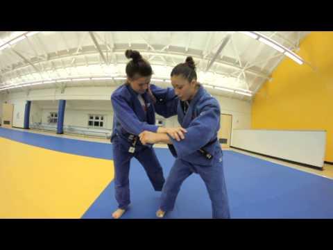 Technical Stand up with Janine Nakao - Tai Otoshi / Body Drop