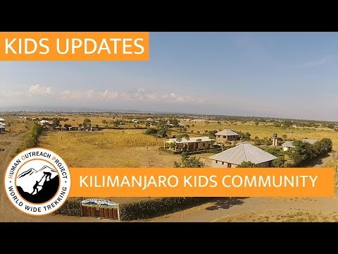 Kilimanjaro Kids Community - Children Updates   Human Outreach Project
