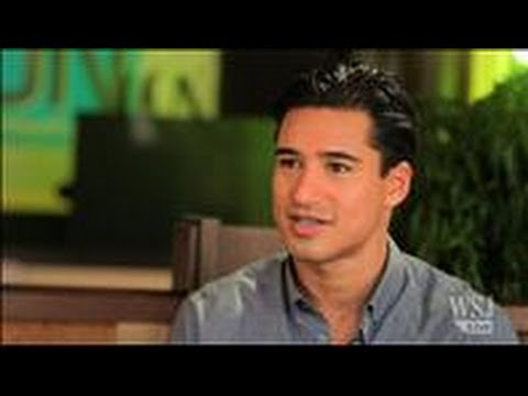 Mario Lopez on His Career, Boxing, and His Future - WSJ Interview