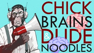 #096 - Chick Brains & Dude Noodles (Diana Fleischman)