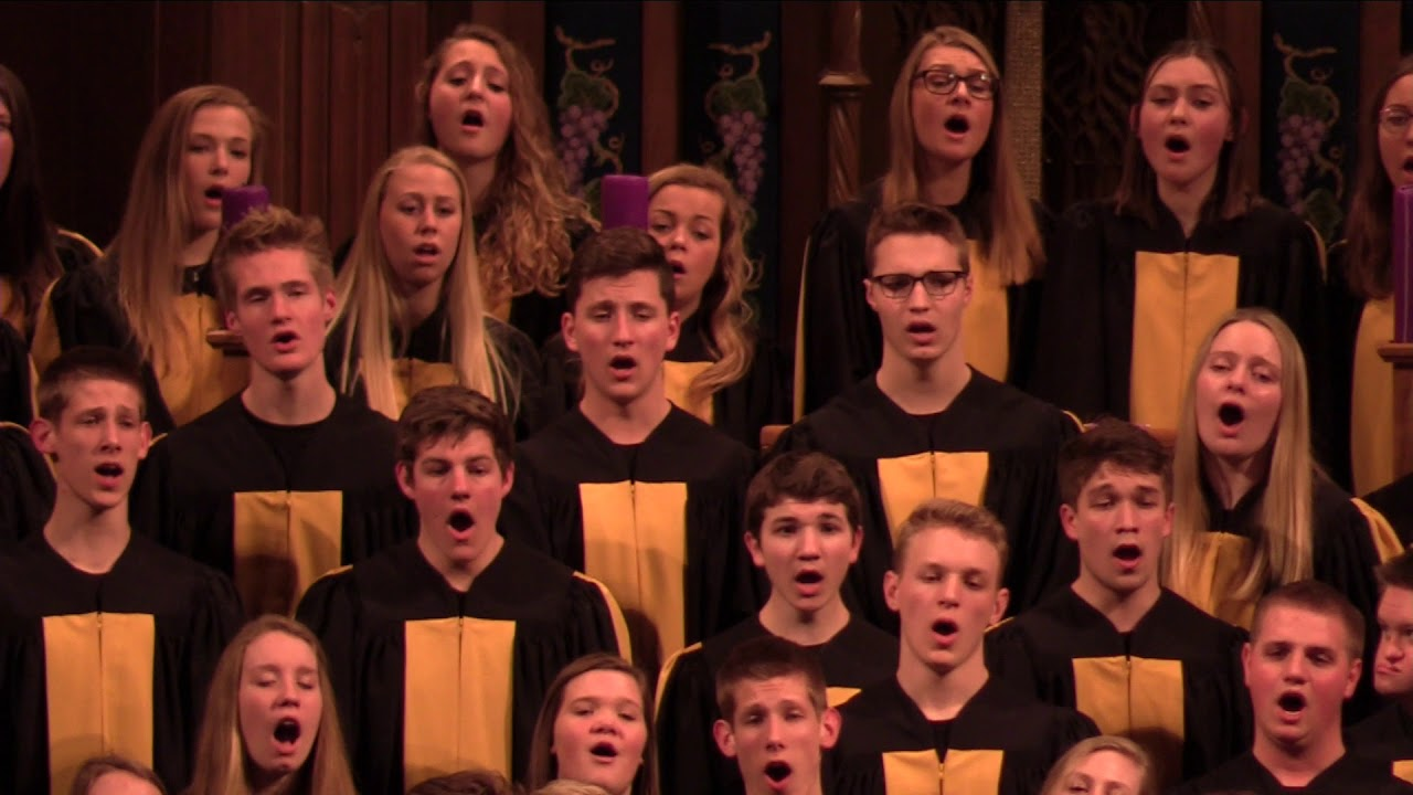 But God Covenant Choirs Fourth Presbyterian Church Chicago Eric Gritters by  CovenantCHOIRS