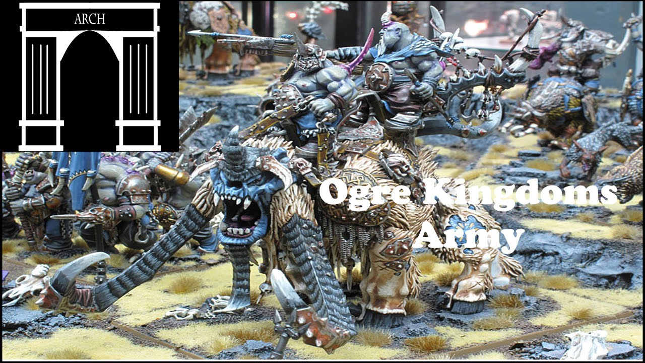 how to build a warhammer army list