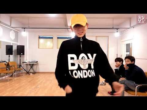 [ENG] TheEastLight. (Dong Bit Bo Gam) - Episode 1   Lee Woojin's Model Challenge