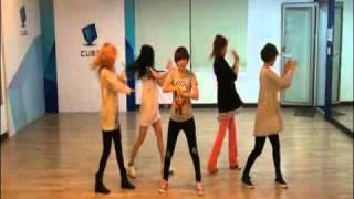 4minute mirror mirror dance video 2 2