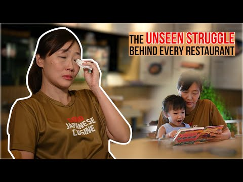 The Unseen Struggle Behind Every Restaurant