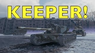 WOT - Becoming My Favourite Tank | World of Tanks
