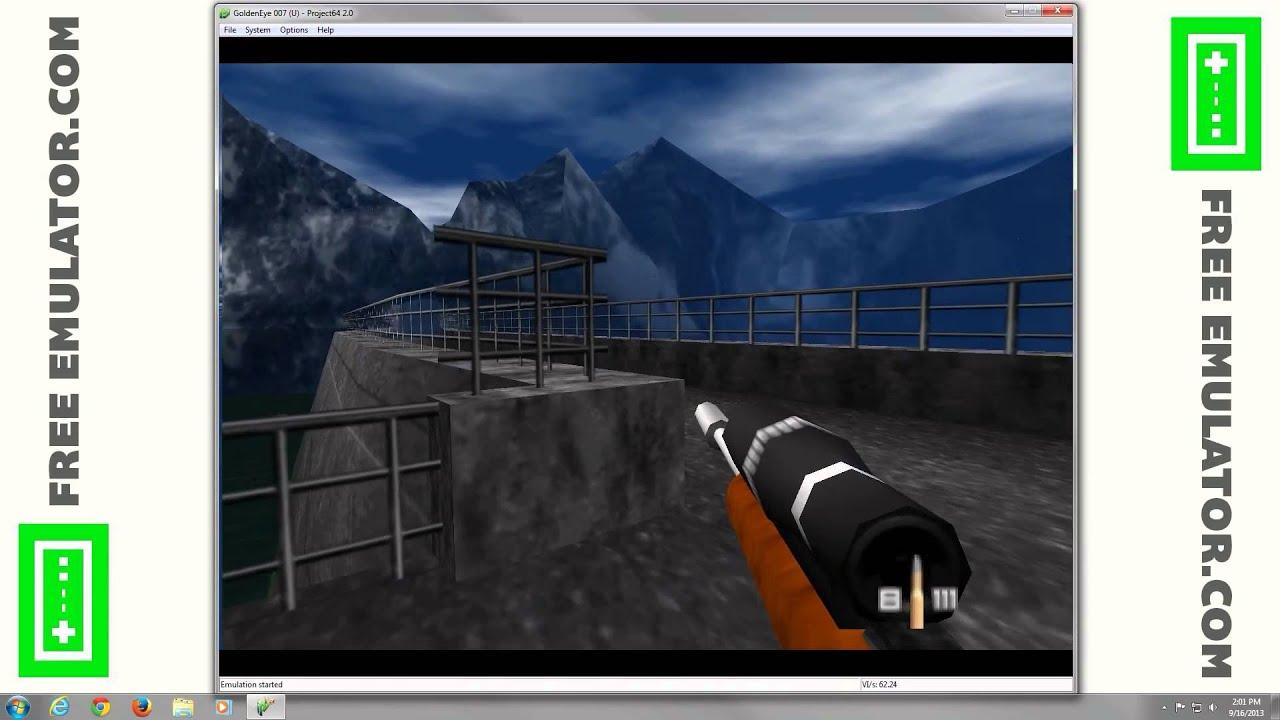 free n64 emulator mac