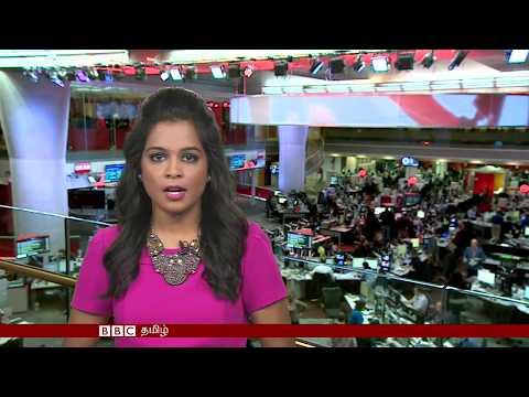 BBC Tamil TV News Bulletin 13/10/17 பிபிசி தமிழ் தொலைக்காட்சி செய்தியறிக்கை 13/10/17