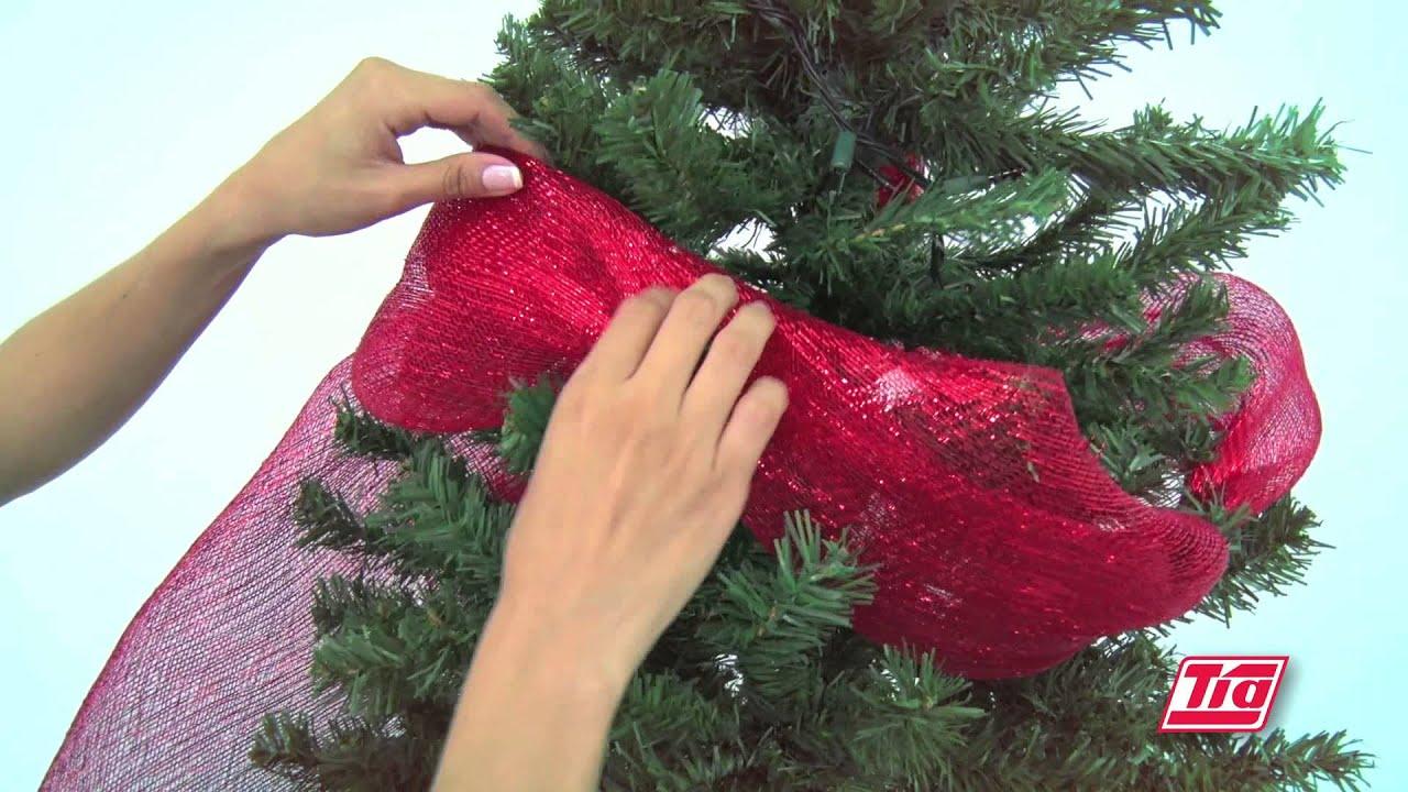 como adornar un arbol de navidad