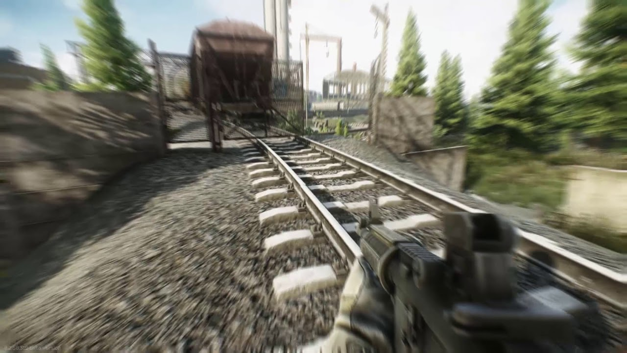Escape From Tarkov, M4 Spawn Location Customs