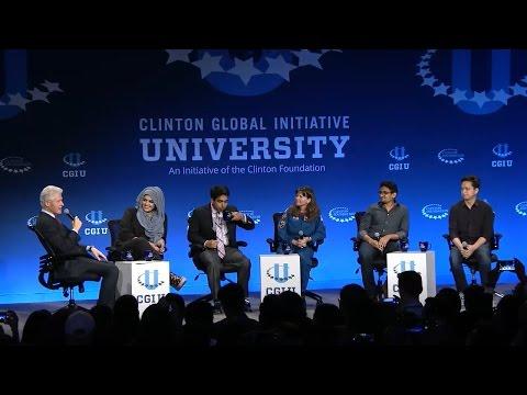 The Courage to Create: Panel Q & A - CGI U 2016