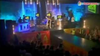 "Bra Zil ""Galera""2012 live in Poland@ Radio FAMA"