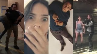 Download Video Teen Wolf Season 6 Cast Best Funniest Moments | Tyler Posey & Dylan Sprayberry & Shelly Hennig MP3 3GP MP4