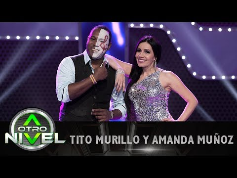 'El Caminante' - Tito Murillo Y Amanda Muñoz - Fusiones | A Otro Nivel